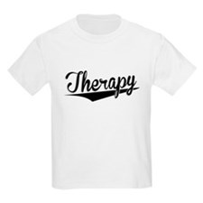 Therapy, Retro, T-Shirt