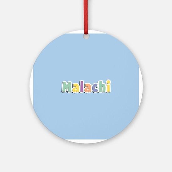 Malachi Spring14 Ornament (Round)