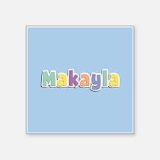 Makayla Spring14 Sticker