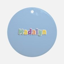 Madalyn Spring14 Ornament (Round)