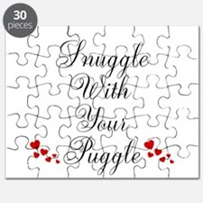 Snuggle With Your Puggle Puzzle