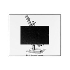 Geek gifts Microscope Picture Frame