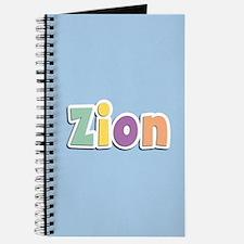 Zion Spring14 Journal