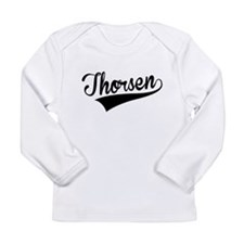 Thorsen, Retro, Long Sleeve T-Shirt