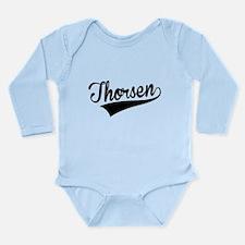 Thorsen, Retro, Body Suit
