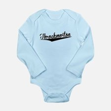 Throckmorton, Retro, Body Suit