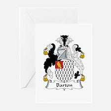 Barton Greeting Cards (Pk of 10)