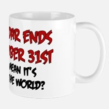 end of the world Mug