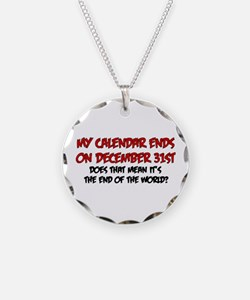 end of the world Necklace