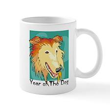 Yr Of Dog Mugs