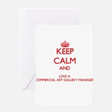 Keep Calm and Love a Commercial Art Gallery Manage