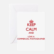 Keep Calm and Love a Commercial Photographer Greet