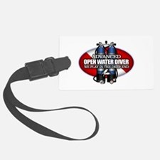 Advanced Open Water Luggage Tag