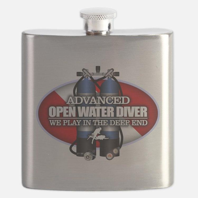 Advanced Open Water Flask