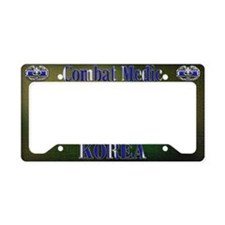 Harvest Moons CMB-Korea License Plate Holder