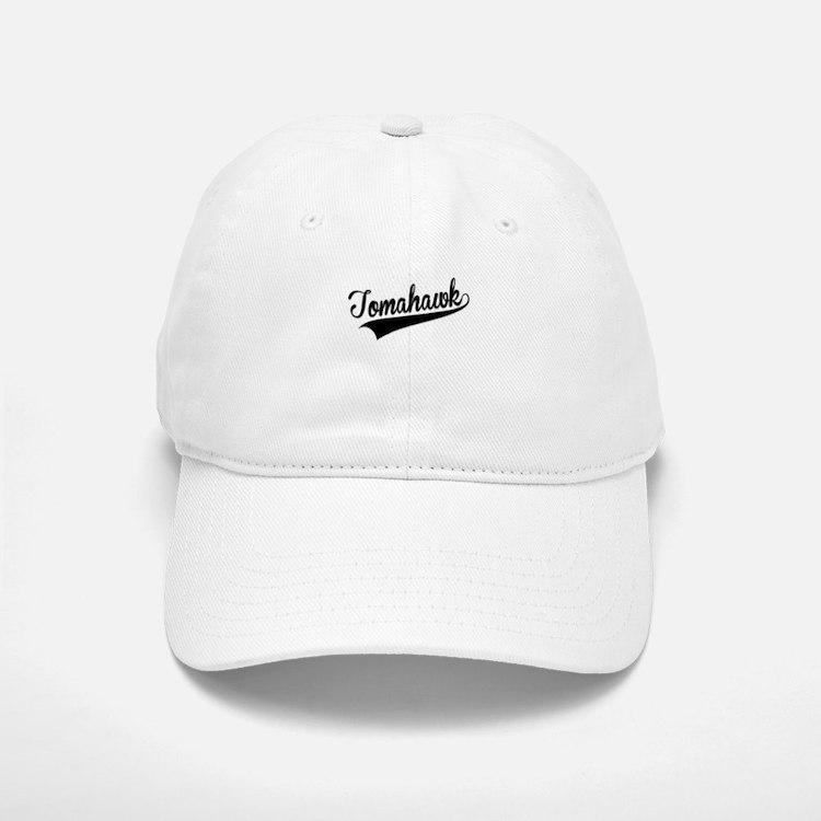 lucky brand tomahawk baseball cap hat retro