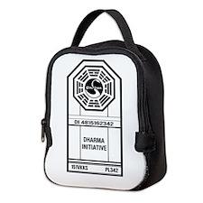 Dharma Swan Neoprene Lunch Bag