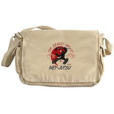 Net-Jutsu Messenger Bag