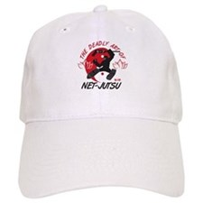Net-Jutsu Baseball Baseball Cap