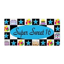Fantastic 16th Beach Towel