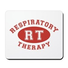 Respiratory Therapy - Athleti Mousepad