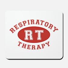 Respiratory Therapy - Athleti Mousepad