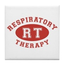 Respiratory Therapy - Athleti Tile Coaster