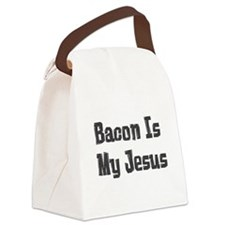 Atheist Truth Canvas Lunch Bag