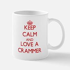 Keep Calm and Love a Crammer Mugs