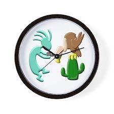 Birdwatcher Wall Clock
