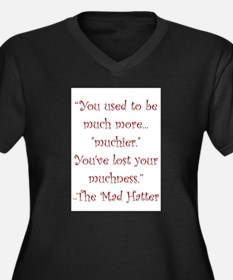 Much More Muchier Plus Size T-Shirt