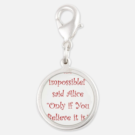 This is impossible! Charms