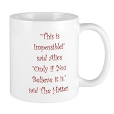 This is impossible! Mugs