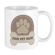 Personalized Dog Lover Mugs