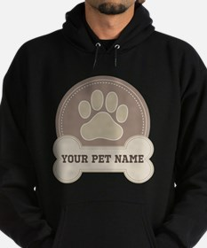 Personalized Dog Lover Hoodie