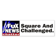 FuX News Chatter: <br>Square and Challenged.