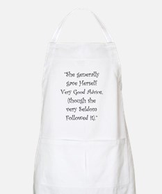 Very Good Advice Apron