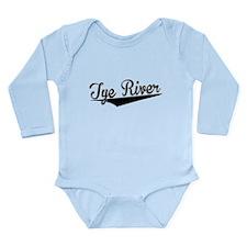 Tye River, Retro, Body Suit