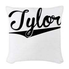 Tylor, Retro, Woven Throw Pillow