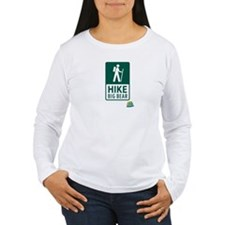 Women's Long Tee 3 Pines Big Bear Activity-Hike
