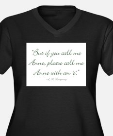 Anne with an E Plus Size T-Shirt