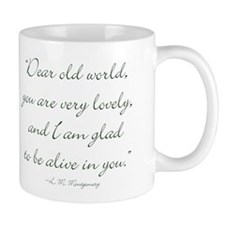 Dear old world Mugs