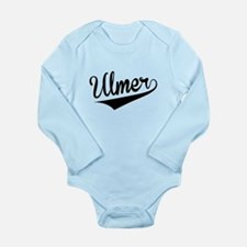 Ulmer, Retro, Body Suit