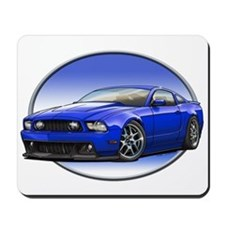 GT Stang Blue Mousepad