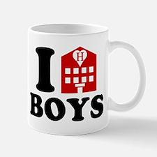 I Love Hotel Boys Mug