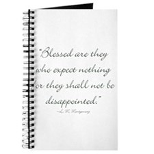 Blessed are they Journal