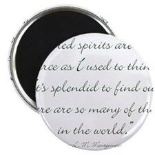 Kindred Spirits are not scarce Magnets