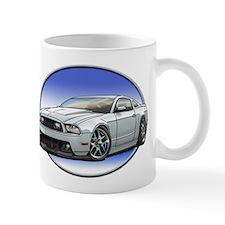 GT Stang White Mugs