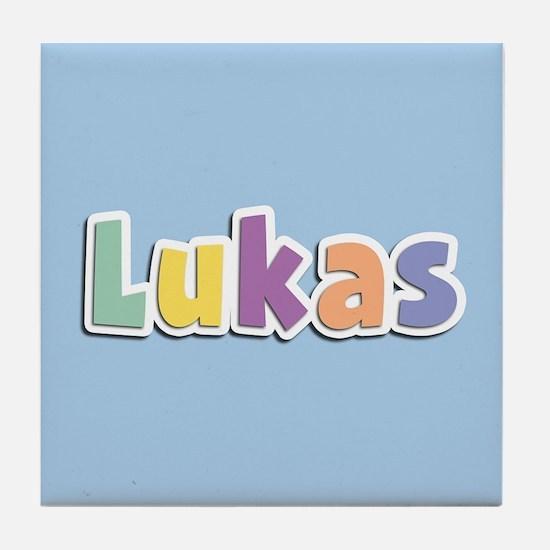 Lukas Spring14 Tile Coaster