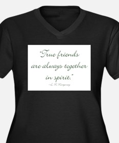 True friends are always together in spirit Plus Si